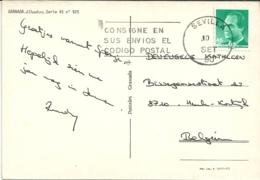 Espana 1990 Sevilla > Heule B - 1931-Aujourd'hui: II. République - ....Juan Carlos I