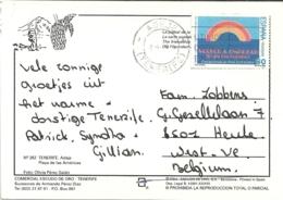 Espana 1995 Adeje Tenerife > Heule B - 1931-Aujourd'hui: II. République - ....Juan Carlos I