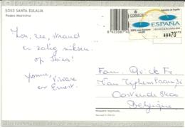 Espana 2000 Santa Eulalia > Oostende B - 1931-Aujourd'hui: II. République - ....Juan Carlos I