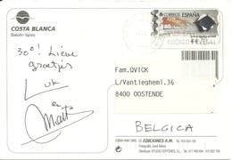 Espana 2000 Altea > Oostende B - 1931-Aujourd'hui: II. République - ....Juan Carlos I