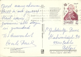 Calpe 1979 > Eeklo B - 1931-Aujourd'hui: II. République - ....Juan Carlos I