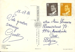 Espana 1986 > Mariakerke B - 1931-Aujourd'hui: II. République - ....Juan Carlos I