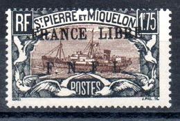 Saint-Pierre Miquelon Y&T 242* - St.Pierre & Miquelon