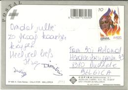 Palma De Mallorca 1998 > Dudzele B - 1931-Aujourd'hui: II. République - ....Juan Carlos I