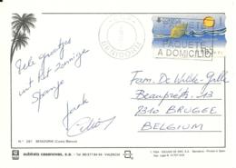 Benidorm 1997 > Brugge B - 1931-Aujourd'hui: II. République - ....Juan Carlos I