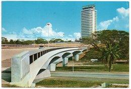 MALAYSIA - KUALA LUMPUR NATIONAL PARLIAMENT HOUSE / THEMATIC STAMPS - 1964 - Malesia