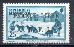 Saint-Pierre Miquelon Y&T 253* - St.Pierre & Miquelon