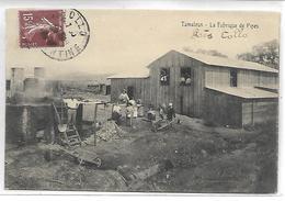 ALGERIE - TAMALOUS - La Fabrique De Pipes - Algérie