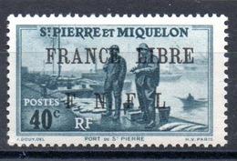 Saint-Pierre Miquelon Y&T 255* - St.Pierre & Miquelon