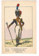Uniforme.1er Empire. Tambour Major. 1812. Boisselier.   (37) - Uniformes