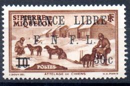 Saint-Pierre Miquelon Y&T 275* - St.Pierre & Miquelon