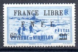 Saint-Pierre Miquelon Y&T 276* - St.Pierre & Miquelon