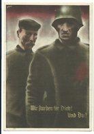 """Saarabstimmung """"Wir Starben Für Dich Und Du?""""  1935 - Militares"""