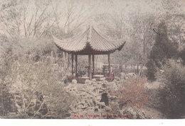 CPA PRECURSEUR YU-YUEN GARDEN IN SHANGHAÏ (CHINE) - Chine