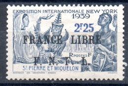 Saint-Pierre Miquelon Y&T 282* - St.Pierre & Miquelon