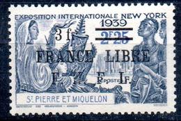 Saint-Pierre Miquelon Y&T 284* - St.Pierre & Miquelon