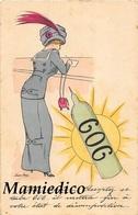 Illustrateur Xavier SAGER. 2 CP Série: GOG - Sager, Xavier