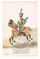 Uniforme.1er Empire.Maréchal Des Logis. 1806. BUCQUOY.  (35) - Uniformen