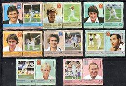 W3203 - UNION ISLANDS GRENADINES ST VINCENT , Serie LEADERS   ***  MNH CRICKET - Cricket