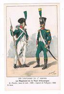 Uniforme.1er Empire.Fusilier Tenue De Route.Caporal De Voltigeur 1809.   BUCQUOY.  (59) - Uniformes