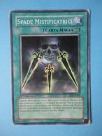 Spade Mistificatrici - Serie STRUCTURE DECK TRIONFO DEL GUERRIERO - 2005 - SD5 IT031 - Yu-Gi-Oh