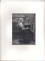 """Gravure -procédé Et Impression Georges Petit -""""L'Atelier"""" - Engravings"""