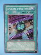 Esplosione A Onde Soniche - Serie STRUCTURE DECK GIUDIZIO DELL'INCANTATORE - 2006 - SD6 IT024 - Yu-Gi-Oh