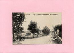 Carte Postale - JARS - D18 - Route D'Assigny Le Champ De Foire - France