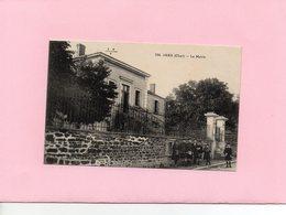 Carte Postale - JARS - D18 - La Mairie - France