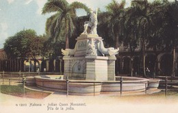 CUBA - HABANA - Pila De La India - Autres