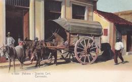 CUBA - HABANA - Carromato - Autres