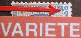 R1684/115 - CERES N°60C - VARIETE ➤➤➤ Taches Bleues Fleuron N/E - 1871-1875 Cérès