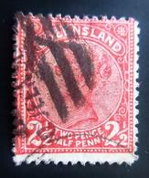 1890 Queensland Yt 64 Queen Victoria Oblitéré Used - 1860-1909 Queensland