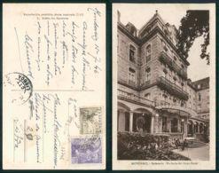 OF [17746 ] - ESPAÑA - MONDARIZ - BALNEARIO - FACHADA DEL GRAN HOTEL - Espagne