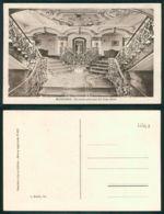 OF [17747 ] - ESPAÑA - MONDARIZ - BALNEARIO - ESCALERA PRINCIPAL DEL GRAN HOTEL - Espagne