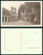 OF [17748 ] - ESPAÑA - MONDARIZ - BALNEARIO - CALLE DEL 15 DE OCTUBRE 1924 - Espagne