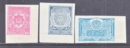 AFGHANISTAN   227-9   *  1927  ISSUE - Afganistán