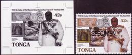 Tonga 1988 Proof + Specimen - Coin And Money - Tonga (1970-...)