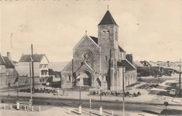 Nieuport ,Nieuwpoort , Sint-Bernarduskerke ,Eglise Saint-Bernard - Nieuwpoort