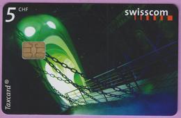 Télécarte Suisse °° SE.128. Cité Des Silencieux - 5CHF - CL1 - 08.2002 - R. - Suisse