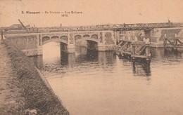 Nieuport ,Niewpoort ,De Sluizen , Les Ecluses,1923 ,n°3 - Nieuwpoort