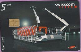 Télécarte Suisse °° SE.110. Mobile Du Jura - 5CHF - CL1 - 10.2001 - R. - Suisse
