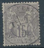 N°66 NUANCE ET OBLITERATION. - 1876-1878 Sage (Tipo I)