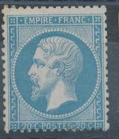 N°22 TIMBRE NEUF ** - 1862 Napoleon III