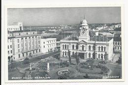 Market Square * D. Goodson * Caltex - California Texas Oil Company Edition - South Africa