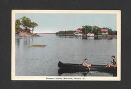 BROCKVILLE - ONTARIO - THOUSAND ISLANDS - PAR PECO - Brockville