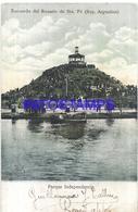 105716 ARGENTINA ROSARIO SANTA FE PARQUE INDEPENDENCIA YEAR 1906 POSTAL POSTCARD - Bolivie