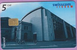 Télécarte Suisse °° SE.29. Zurich Gare - 5CHF - CL1 - 04.2001 R. - Suisse