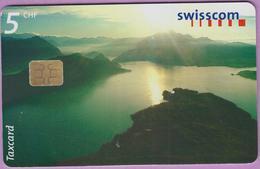 Télécarte Suisse °° SE.23. Lac.1 - 5CHF - CL1 - 12.1997 - R. - Suisse