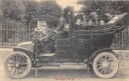 75 - Paris / 10091 - Taxi - Très Beau Cliché - Other